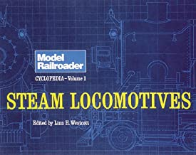 Model Railroader Cyclopedia, Vol. 1: Steam Locomotives