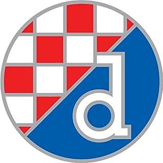 NK Dinamo Zagreb Croatia Soccer Football Hochwertigen Auto Autoaufkleber 12 x 12 cm