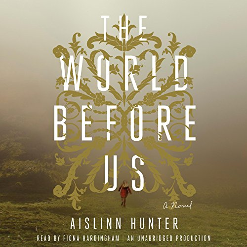 The World Before Us audiobook cover art