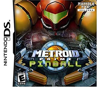 Metroid Prime Pinball (Nintendo DS) (B000BD8FXU) | Amazon price tracker / tracking, Amazon price history charts, Amazon price watches, Amazon price drop alerts