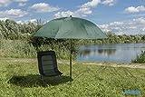 DD-Tackle XL 2,50m Angelschirm Anglerschirm Schirmzelt Schirm Regenschirm Brolly