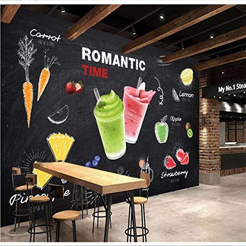 HDDNZH muurschildering op maat, 3D grote muurschildering behang, Hd-handbord koude drank, winkel, tv, bank, achtergrond, muur, woonkamer, slaapkamer, home decoratie gelakt 290cm(H)×480cm(W)