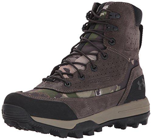 Under Armour Men's SF Bozeman 2.0 Ankle Boot, Ridge Reaper Camo Fo (943)/Cannon, 9
