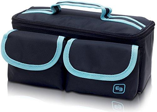 EB ROW'S - Kleine Labortasche speziell zur Blutentnahme bei Hausbesuchen (blau)