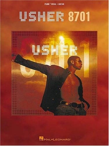 Usher 8701: Piano, Vocal, Guitar