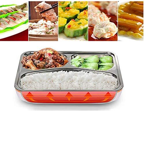 Hangang caja de Lunch portátil réchauffeur eléctrica de calefacción caja de Lunch...