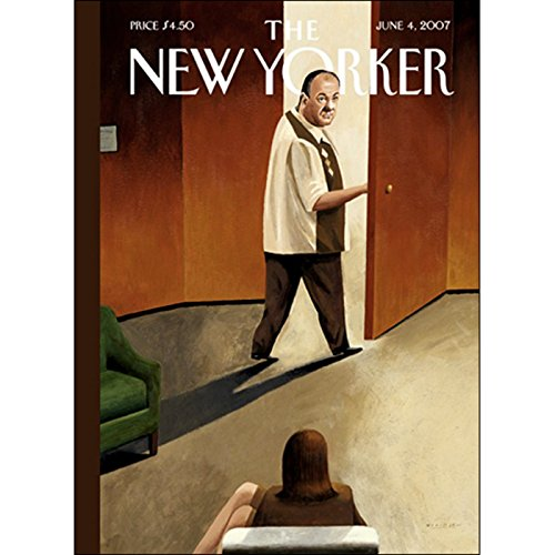 The New Yorker (June 4, 2007)                   By:                                                                                                                                 David Remnick,                                                                                        Jeffrey Goldberg,                                                                                        David Sedaris,                   and others                          Narrated by:                                                                                                                                 William Dufris,                                                                                        Christine Marshall                      Length: 2 hrs and 13 mins     1 rating     Overall 4.0