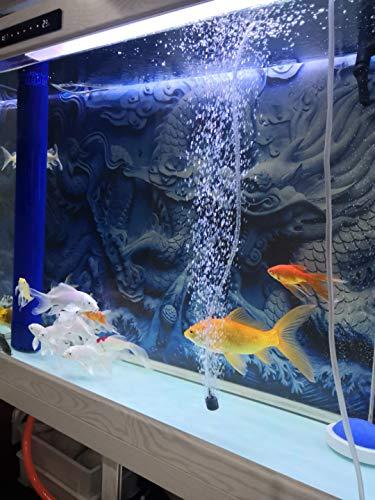Belüftungspumpe USB klein mittel Sehr leise Belüftungspumpe Haus Fischzucht Angeln Sauerstoffmaschine Sauerstoff Pumpe Aquarium stumm luftpumpefür 40cm/80cm/120cm Aquarium (Für Aquarien bis 40cm)