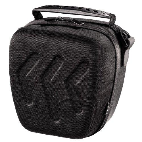 Hama Hardcase cameratas voor een compacte systeemcamera/spiegelreflexcamera, hardcase, zwart, Innenmaß B x T x H: 15 x 10 x 16 cm