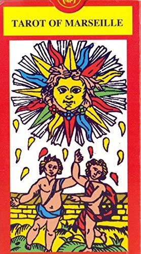 TAROT OF MARSEILLE (cards)