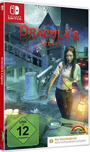 Dracula Legacy - Wimmelbild für Nintendo Switch