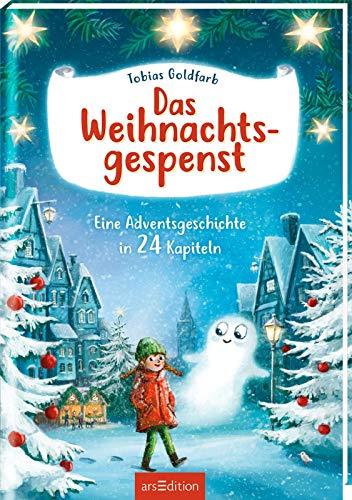 Buchseite und Rezensionen zu 'Das Weihnachtsgespenst' von Tobias Goldfarb