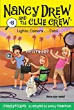 Lights, Camera . . . Cats! (Nancy Drew and the Clue Crew Book 8) (English Edition)