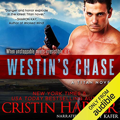 Westin's Chase audiobook cover art