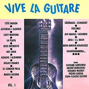 Vive la guitare, Vol. 1