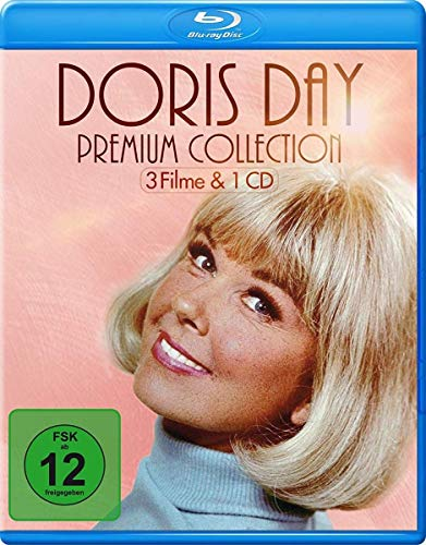 Doris Day Collection (mit CD) [Blu-ray]