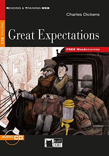 Great Expectations. Buch + Audio-CD: Englische Lektüre für das 5. und 6. Lernjahr