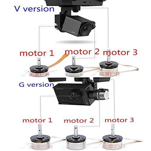 Part & Accessories Zero XIRO XPLORER RC Quadcopter Spare parts V Version G version PTZ motor - (Color: V motor 3)