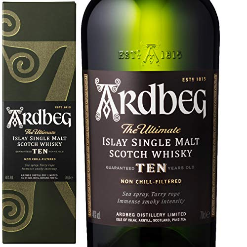 Ardbeg(アードベッグ)『アードベッグ10年』