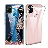LJSM 2 x Case for Wiko View 5 Plus Backcover Silicone Soft