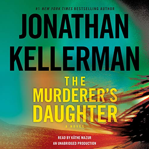 The Murderer's Daughter audiobook cover art