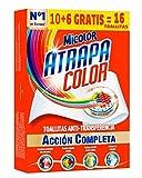 Micolor Toallitas Anti-Transferencia lavadora atrapa color adiós al separar -...