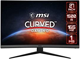 "MSI 27"" OPTIX G27C7 Gaming Monitör, Curved, VA, FHD, 165HZ, 1MS, Freesync Premium"