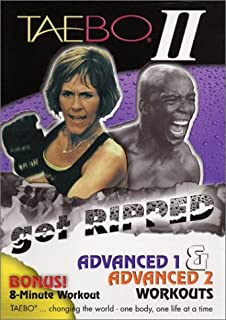 Best tae bo get ripped advanced workout Reviews