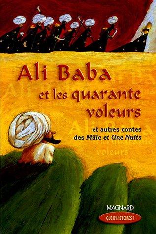 Ali baba et autres contes - CM1
