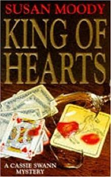 Paperback King of Hearts (A Cassandra Swann Bridge Mystery) Book