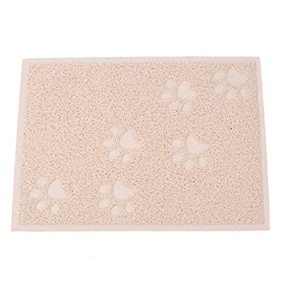 AntEuro Cat Litter Mat for Cat Litter Boxes - 30 x 40 CM
