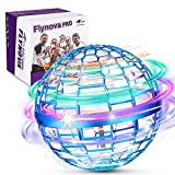FLYNOVA PRO Fly orb Juguetes,3 Colores Mini Drones,Con 360 ° Spinner...