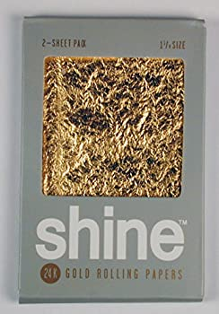 Best 24k gold rolling papers Reviews