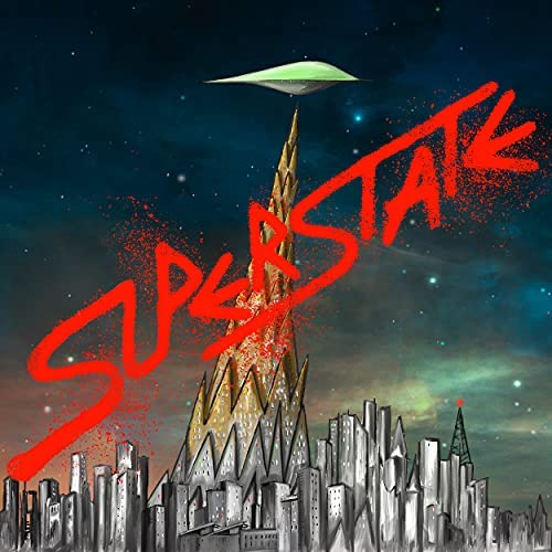 SuperState feat. Graham Coxon
