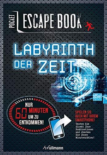 Pocket Escape Book: Labyrinth der Zeit