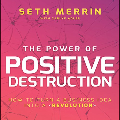 The Power of Positive Destruction cover art