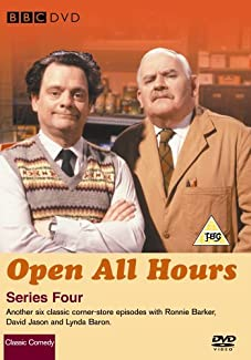Open All Hours - Series Four