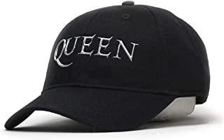 Queen Classic Rock and Roll Music Band Adjustable Baseball Cap