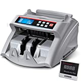 Money Tech Polymer & Paper Multi-Currency Compact Bill Cash Counter. Canadian Plastic