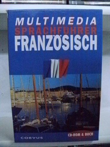 Multimedia Sprachführer Französisch ~ CD-Rom & Buch