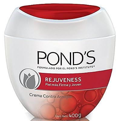 Pond's Rejuveness Anti-Wrinkle Cream 14oz, Crema Ponds Rejuvecedora Contra-Las Arrugas 400gr by Pond's from Chom
