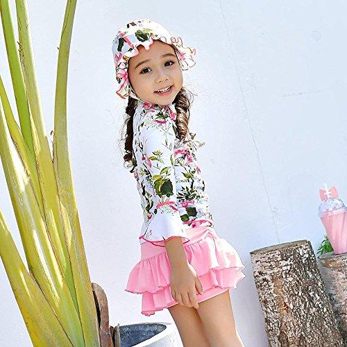 Axiba Badpak voor kinderen met mager badpak met warm voorjaar XXXXL