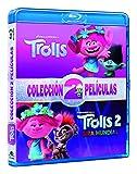 Trolls 1-2 (BD) [Blu-ray]