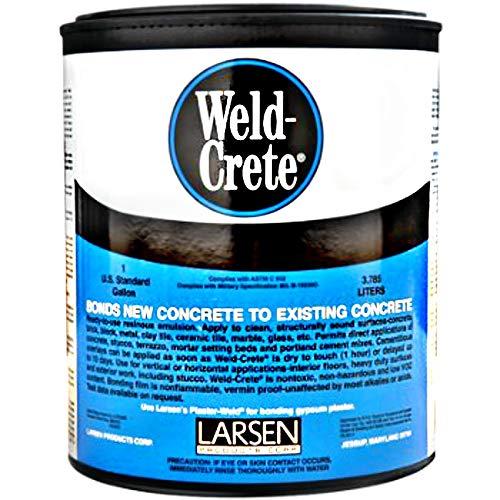 Gallon Weld Crete Concrete Bonding Agent