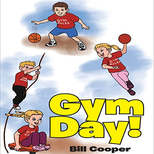 Gym Day! audiobook cover art