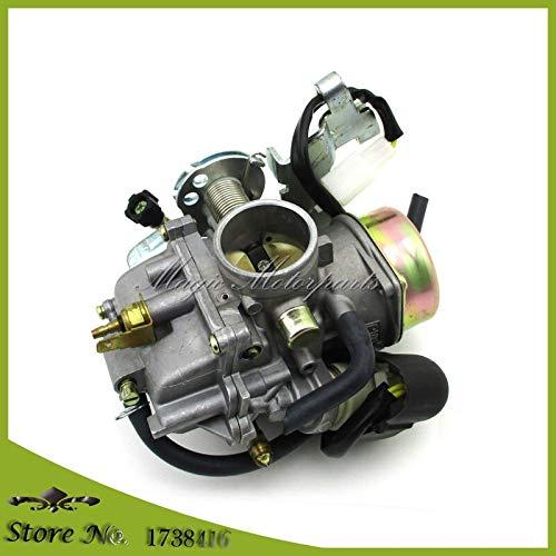 Laliva tools - Carburetor For 260cc 300cc Manco Talon Linhai Bighorn BMX JCL FS300 ATV UTV Carb