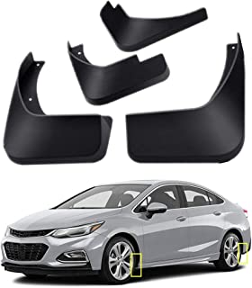 2500 3500 Maple4x4 Heavy Duty Molded Compatible with Chevy Silverado 1500 2015-2018 Set of 4 2014-2018 /& 2019 1500LD Mud Flaps Splash Guards