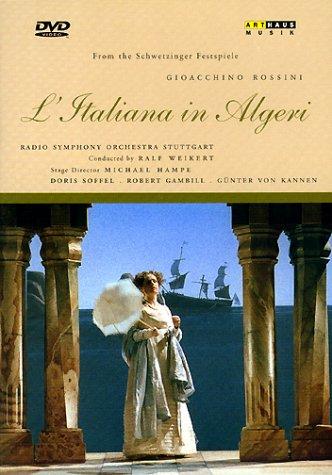 Rossini, Gioacchino - L'Italiana in Algeri