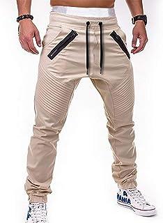[セカンドルーツ] メンズ テーパード パンツ カジュアル チノパン カーゴ ジョガーパンツ M~2XL