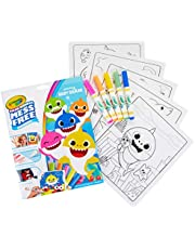 Crayola Color Wonder  Coloring Book Pages & Markers, Mess Free Coloring, Gift for Kids